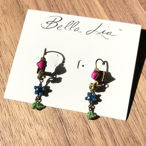 Bella Lia by Sorrelli dangle earrings